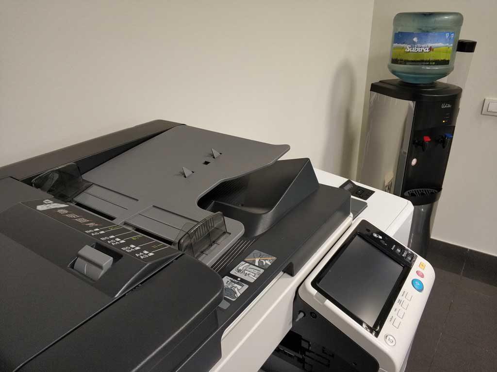 Fotocopiadora Escaner Giworking