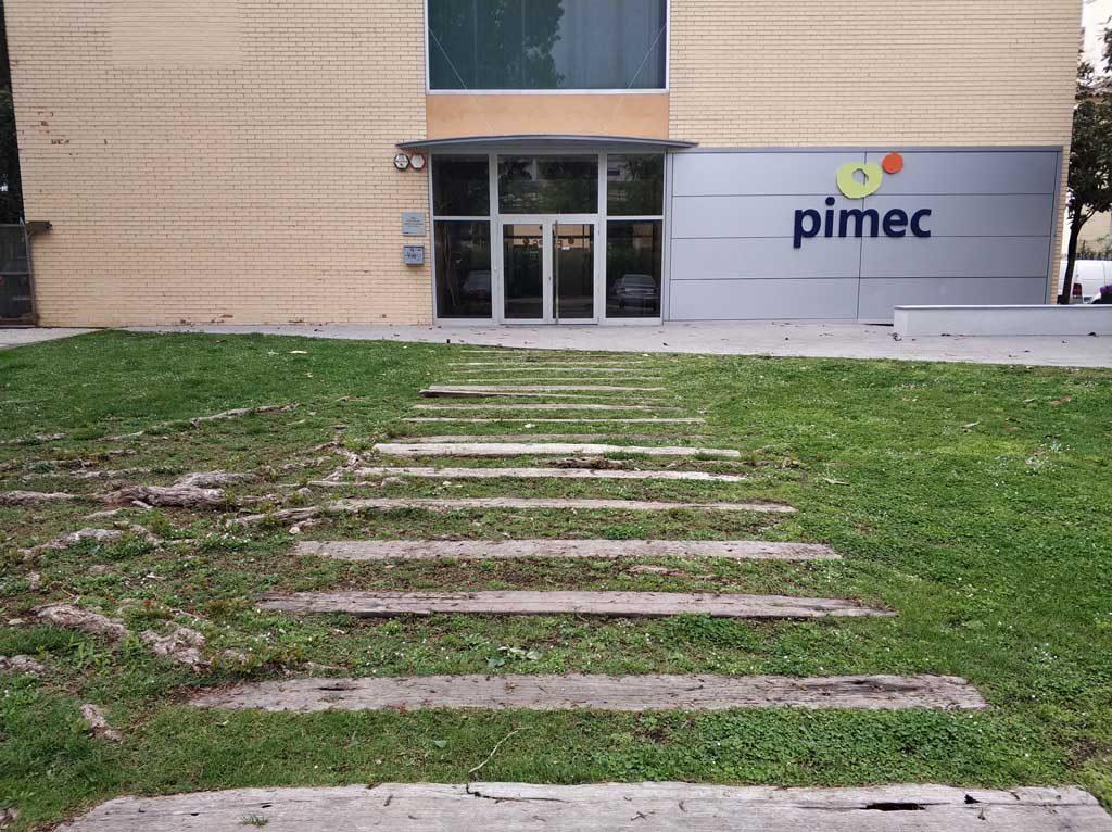 Jardí Giworking PIMEC Girona