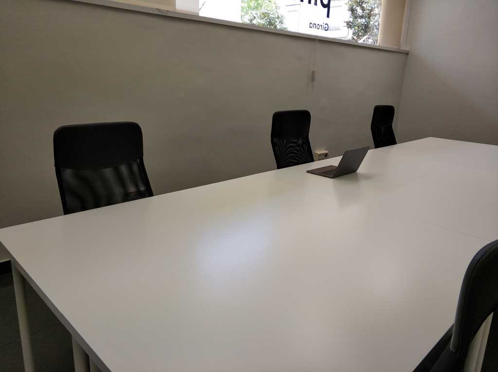 Taules Coworking Giworking