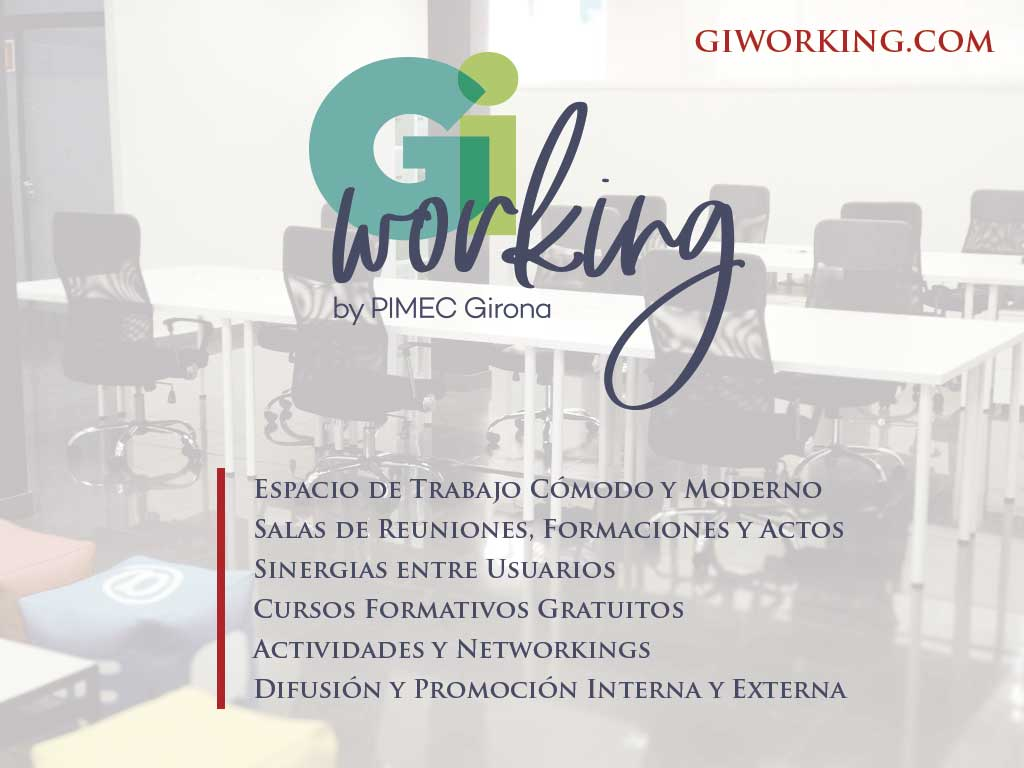 Networking coworking Girona: Giworking